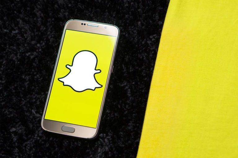 snapchat-annonsering